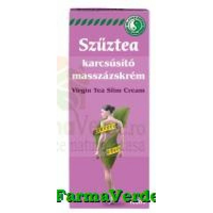 CREMA VIRGIN TEA EFECT SLABIRE 150 ml Mixt Com Dr Chen