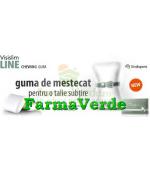 Visislim Line Chewing Guma Fara Zahar 10 bucati Vitaslim