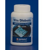 Vita Diabetic 60 capsule Sprint Pharma