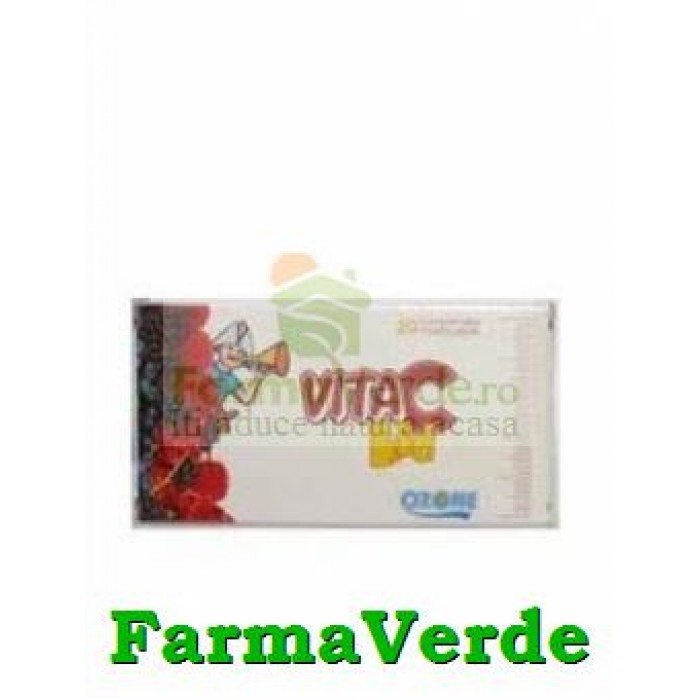 Vita C Kid 20 cpr Ozone Labormed