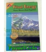 Vitaal Energy 30 tablete AMERICAN LIFESTYLE