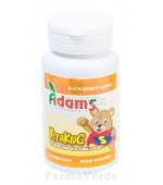 VitaKidC 30 jeleuri gumate aroma de coacaze Adams Vision