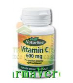 Vitamina C 600 mg 30 cpr Naturline Walmark