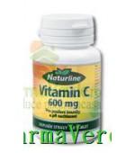 Vitamina C 600 mg 30 cpr Naturline Walmark