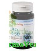 Complex de vitamina B50 60 comprimate filmate Vitaking
