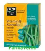 Vitamine B complex-capsule Fitne Life Care