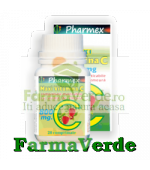 VITAMINA C 800 mg 20 cpr masticabile Pharmex