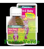 Sirop VIT C BABY Cresterea Imunitatii 100 ml Pharmex