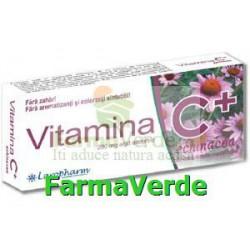 Vitmaina C +Echinacea 20 cpr Laropharm