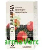 Biofarm Vitamina C 180 mg Fructe de Padure 30 cpr Bioland