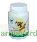 Vitamina C 1000 mg maces & acerola cu Gust de Grapefruit Medica
