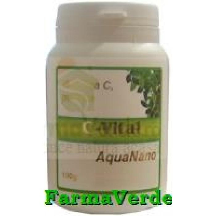 Vitamina C Naturala Pulbere Aquanano 100gr Aghoras Invent