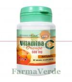 Vitamina C Portocale 500 mg 60 tablete masticabile Cosmopharm