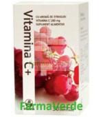 Biofarm Vitamina C Struguri 30 cpr Bioland