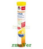 Doppelherz Aktiv Vitamina C+Zinc 15 cpr efervescente