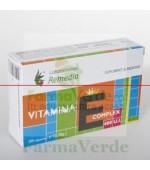 VITAMINA E COMPLEX 400U.I.30 capsule Remedia