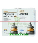 Promotie! Vitamine si multiminerale 30cpr Alevia