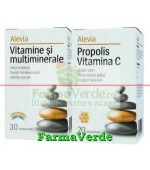 Vitamine si multiminerale 30Cpr Alevia