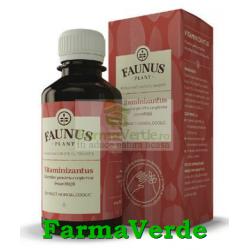 Tinctura Vitaminizantus Vitamine 200 ml Faunus Plant