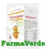 Vitaplus Junior Portocala 20 comprimate Vita Care