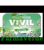 VIVIL Bomboane cu 18 plante naturale fara zahar 50 gr