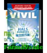 VIVIL Extra Stark cu vitamina C fara zahar 50 gr