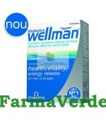 Wellman Barbati 30 tablete Vitabiotics