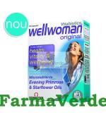 Wellwoman Special pentru Femei 30 capsule Vitabiotics