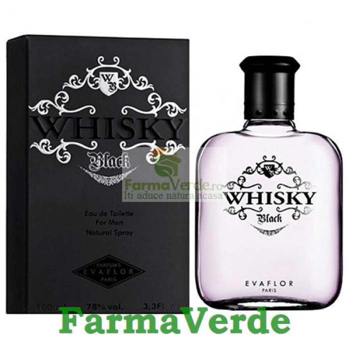 Parfum Whisky Black 100 ml Evaflor