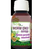 Worm End sirop 100 ml Ayurmed