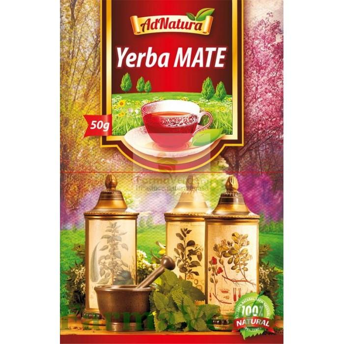 Ceai Yerba Mate 50 gr Adnatura Adserv