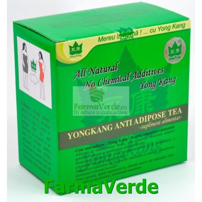 Ceai antiadipos Original 30 doze Yong Kang