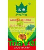 Ginkgo Biloba 30 capsule Yong Kang