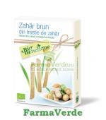 Zahar Brun Trestie de Zahar BIO 400 gr Sly Nutritia Diet