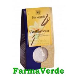 Condiment Zahar Vanilat Bio 50 Gr Sonnentor