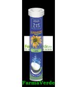 Zdrovit Echinacea+Vitamina C+Zinc 24 cpr efervescente