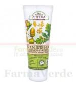 ZELENAYA APTEKA Crema deodoranta si antifungica picioare UZA39