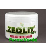 ZEOLIT Masca Exfolianta 300 gr Econatura