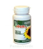 Zinc 50 mg 60 tablete Adams Vision