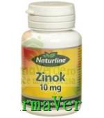 Zinc 15Mg 30 tb Naturline Walmark