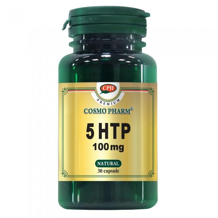 5 HTP 100 mg 30 capsule CosmoPharm