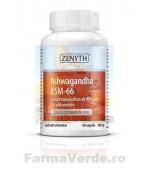 Ashwaghanda KSM-66 300 mg 60 capsule ZENYTH PHARMA