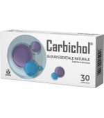 Biofarm CARBICHOL 30 capsule moi Mananci cat vrei!
