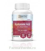 Hyaluronic Acid with Collagen Complex 60 capsule Zenyth PHARMACEUTICALS