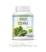 Varza de Kale o bomba cu vitamine și minerale Pulbere 60 gr Zenyth Pharmaceuticals