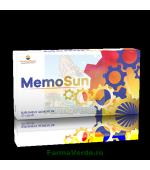 MEMOSUN Memorie,Nervozitate 30 capsule Sun Wave Pharma