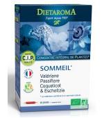 Sommeil BIO 20 fiole pentru Somn linistit Dietaroma France