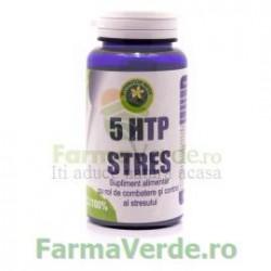5 HTP Stres 60 Capsule Hypericum Plant