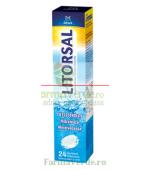 Zdrovit Litorsal Electroliti 24 comprimate efervescente