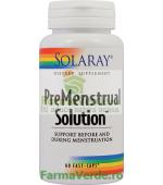 Premenstrual Solution Vitaminizant,Mineralizant 60 cps Secom